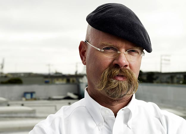 jamie hyneman wife