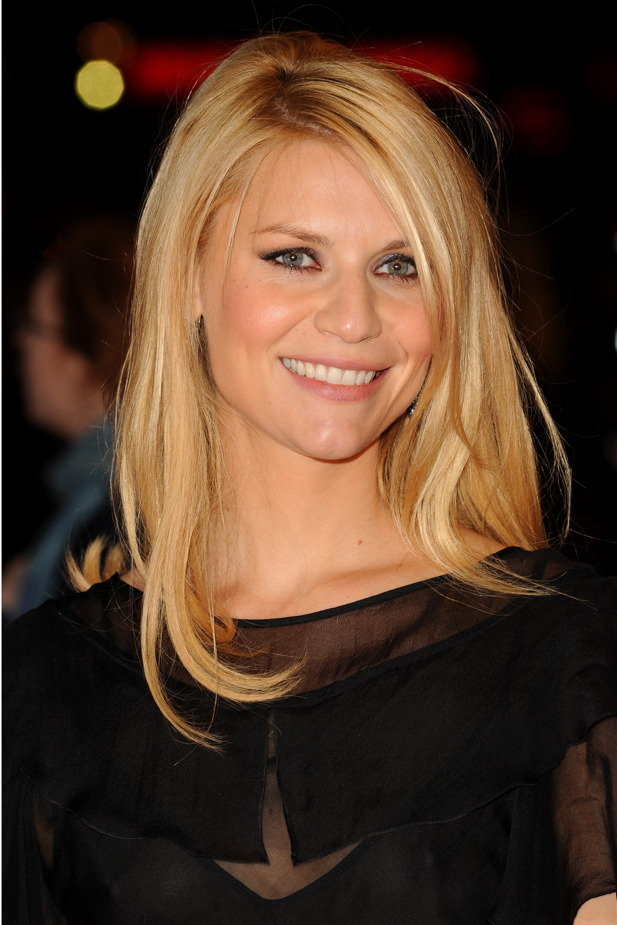claire danes natural hair color