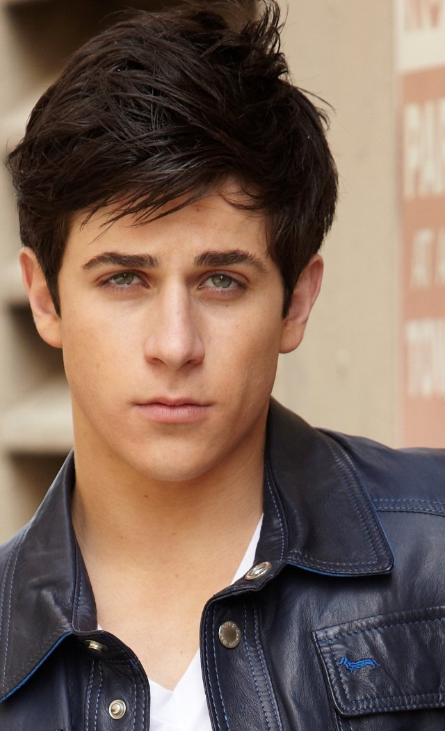 david henrie height