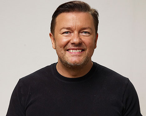ricky gervais stand up