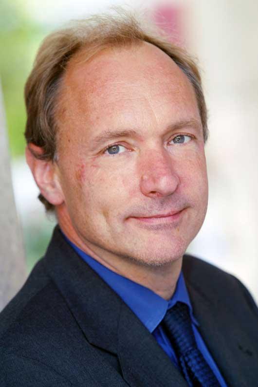 Image result for Tim Berners-Lee