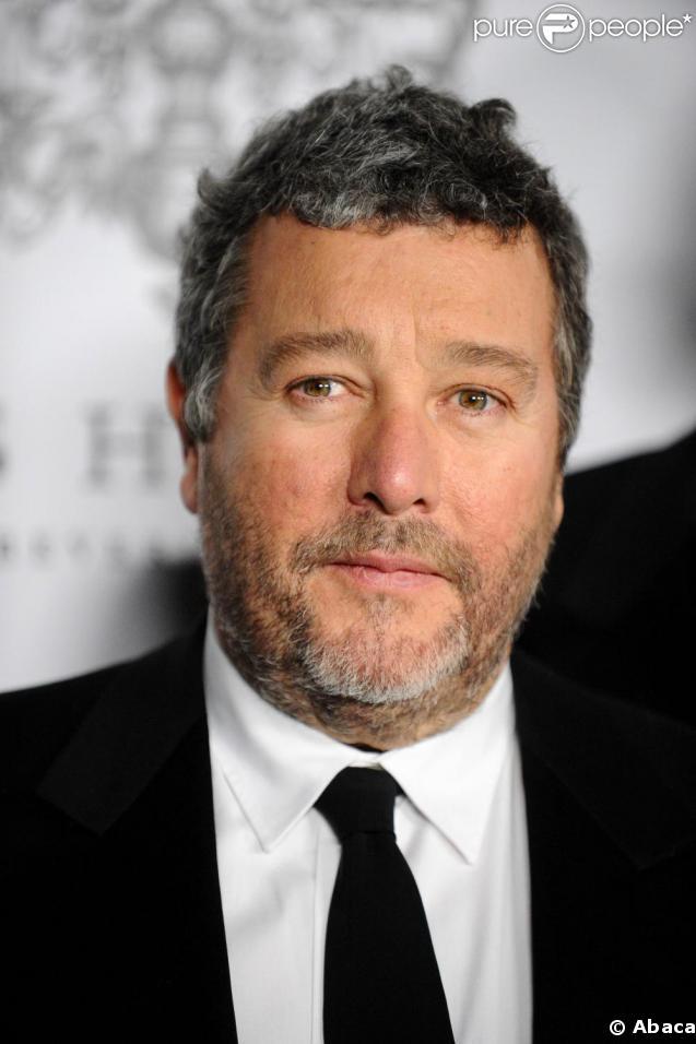Philip Starck Spray Designer Philippe Starck Attends The