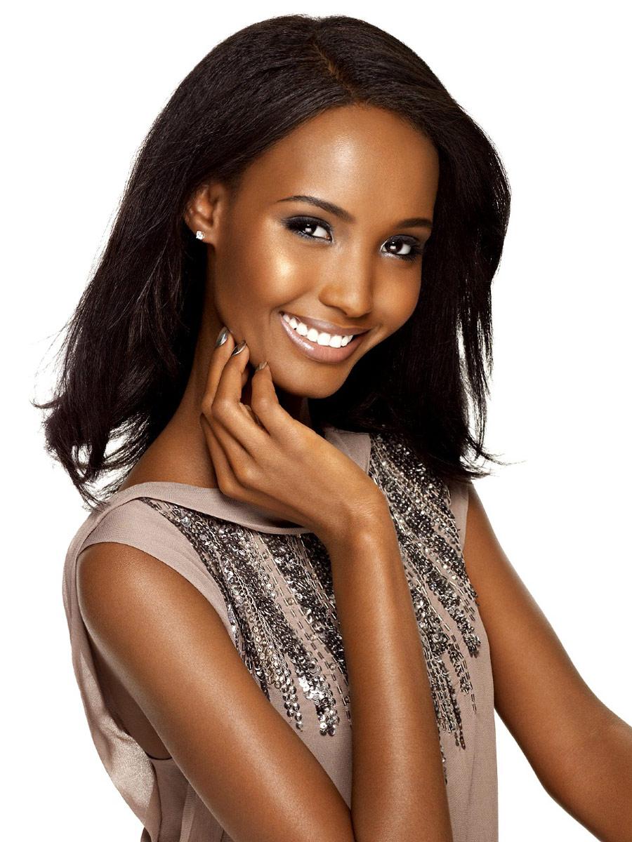 Somalia Girl Scarves