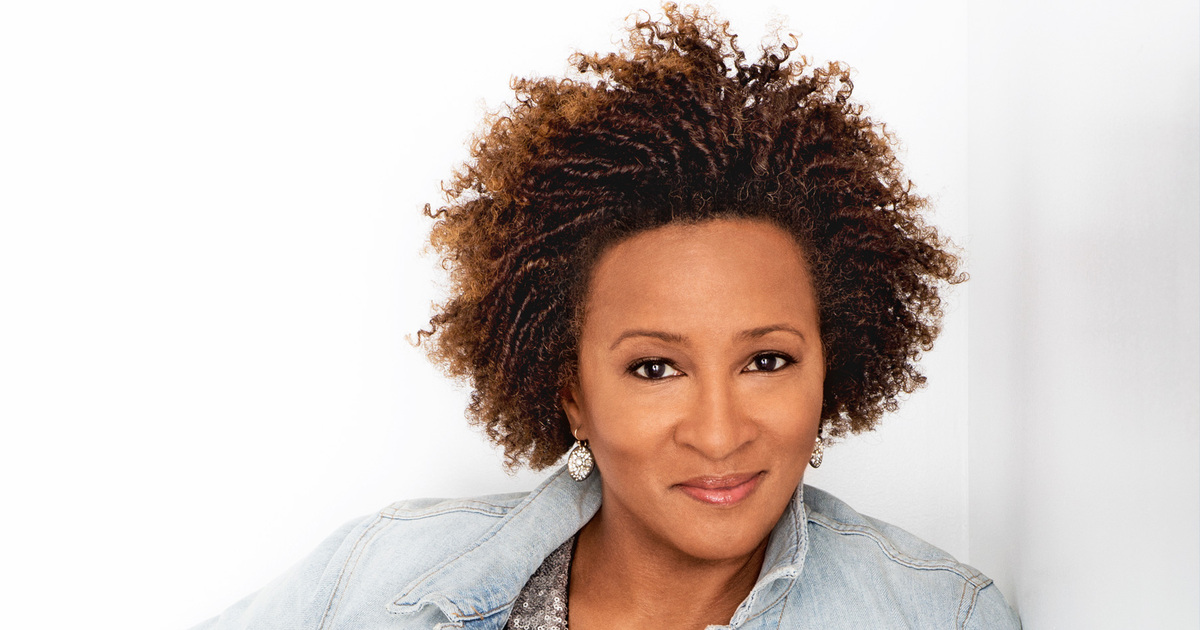 Wanda sykes waxing for the first time