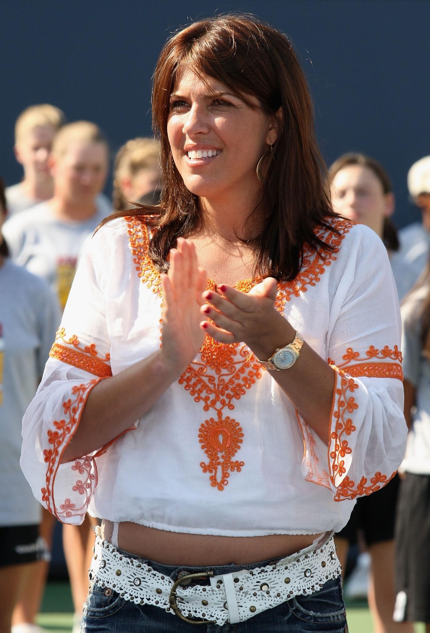 Jennifer Capriati Public Speaking & Appearances Speakerpedia