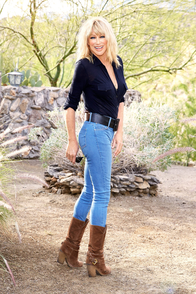 Suzanne Somers on bioidentical hormones